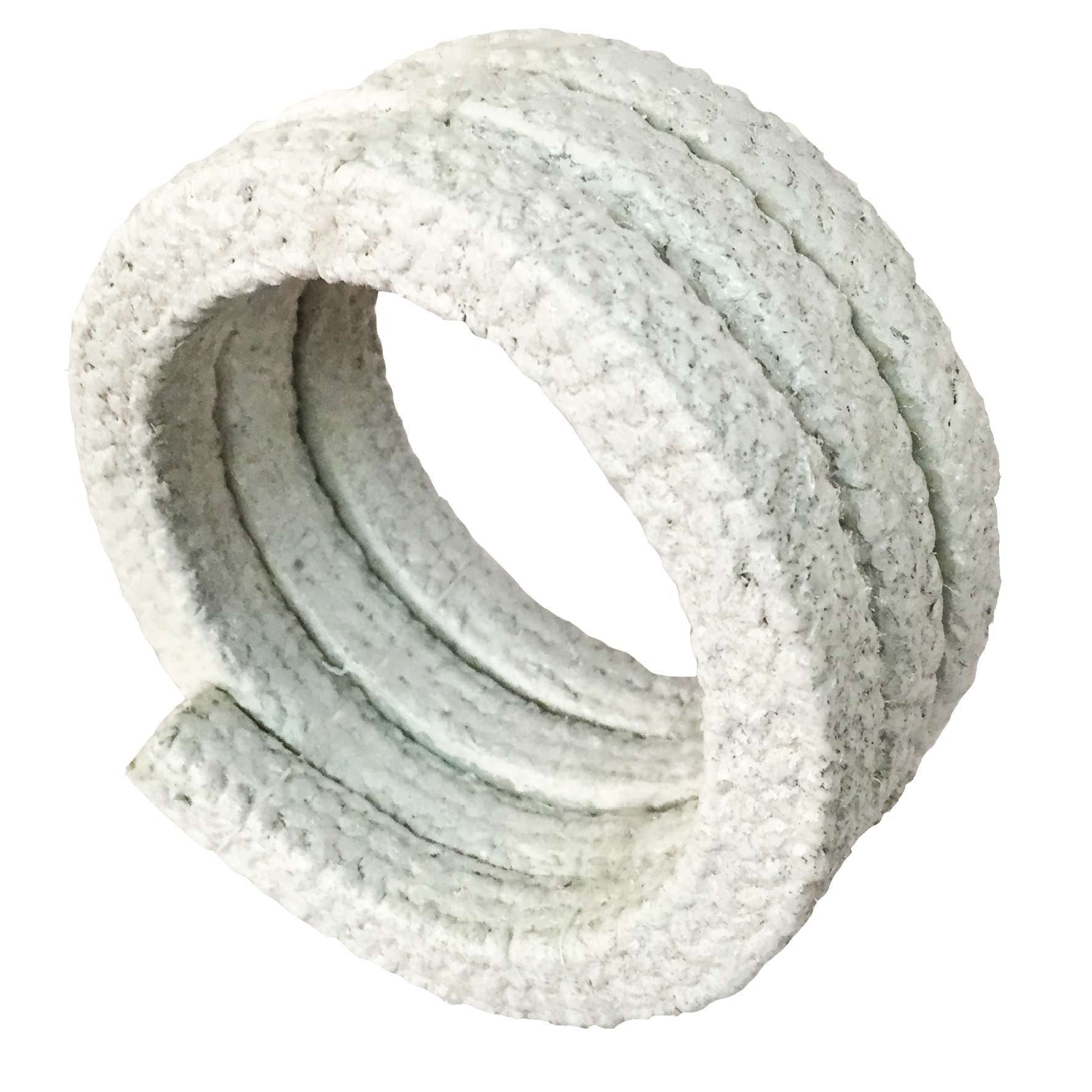 Aramid fibers with corrosion inhibitor and PTFE